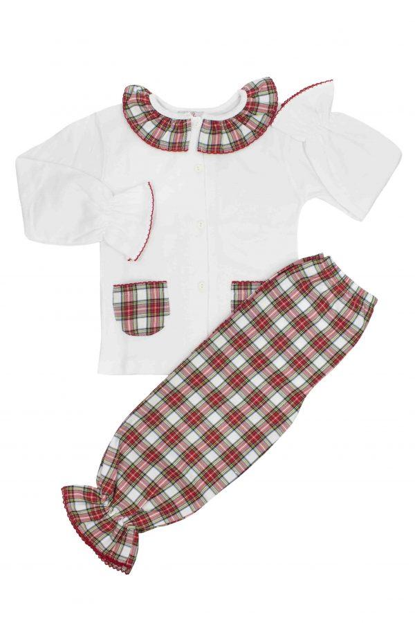 pijama de natal petit amour